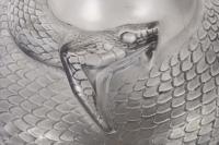 Vase Serpent  René LALIQUE