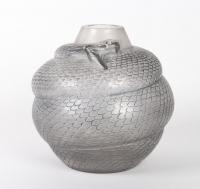 Vase Serpent de René LALIQUE