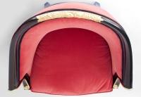 Paire de fauteuils gondole, dans le gout de Maurice Dufrêne, Années 1920-1930
