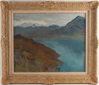 BARBIER André (Arras 1883, 1970) Ecole Française