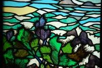 Vitrail, vitraux Bord de mer de Henri RAPIN