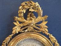 Baromètre d'époque Louis XVI (1774 - 1793) XVIIIème siècle