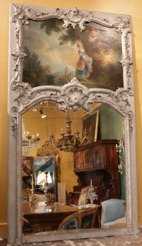 Trumeau Louis XV