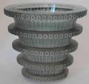 RENE LALIQUE (1860-1945) Vase modèle Chevreuse