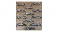 Sandoz & Gallia série de Portes Couteaux