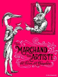 Évènement de printemps  Un Marchand, Un Artiste à Biron, à Dauphine