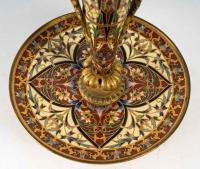 Soliflore en Bronze, époque Napoléon III