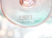 Série de 12 verres à vin du Rhin en cristal de Saint Louis modèle Chantilly
