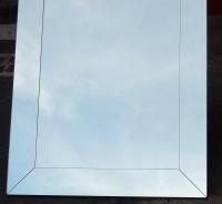 1970' Miroir Venise Art Deco 135 X 90 CM
