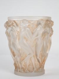 """René lalique Vase """"Bacchantes"""" 1935"""