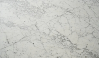 Grande table basse en marbre de Carrare 1970