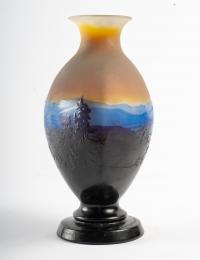 Vase de Gallé, 1900