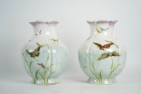 Théodore deck ( 1823 - 1851 ) - a pair of vases