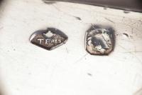 Orfèvre TETARD - Seau à glace en argent massif vers 1930