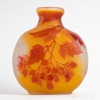 Vase Gourde E. Gallé