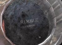 Service à Orangeade « Jaffa » verre blanc de René LALIQUE