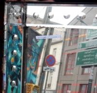 1950' Miroir Venise A Bulles 120 X 100 cm