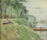 VAUTHIER Pierre (1845, 1916) Français