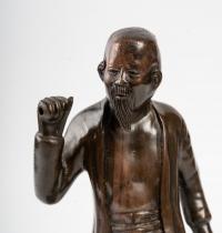 Bronze du Japon, Epoque Meiji