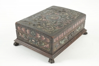 Jewelry box in the style of the Renaissance