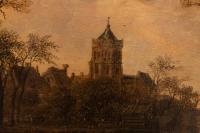 Anthony Jansz. Van der Croos (1606, 1662) école hollandaise.