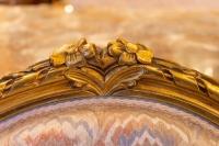 Salon 5 pièces de style Louis XVI époque Napoléon III