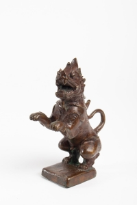 Sculpture En Bronze, Fin XIXème Siècle, Asie