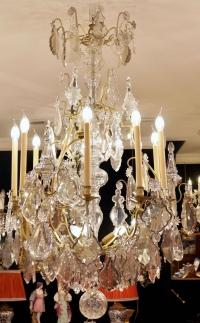 grand lustre cristal