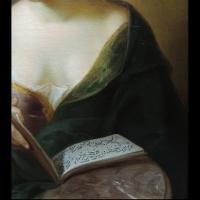 Portrait de musicienne – Atelier de Charles-Antoine Coypel (1694 – 1752)