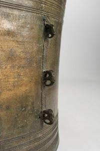 Tambour de bronze type Heger III Laos 19e siècle