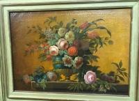 Trumeau de style Louis XVI, époque XIXème. Réf: Charles 10.