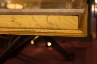 Grande table 1940 attribuée à Poillerat