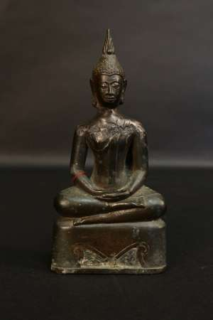 Bouddha Siam XVIIIe siècle