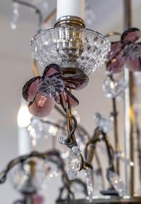 Lustre Floral Genre Bagues - De Santos Galerie
