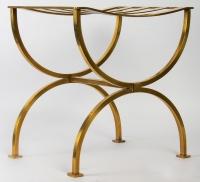 Paire de tabourets, modèle de Jansen, 1970.