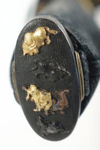 Tanto signé Ashu Ju Ujihisa 16ème siècle