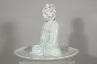Sculpture chinoise contemporaine de Xiao Fan RU