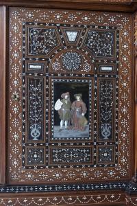 Cabinet - Italie du nord, atelier Pogliani