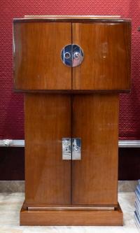 JEAN PUIFORCAT - MENAGERE EN ARGENT - modèle PAPYRUS