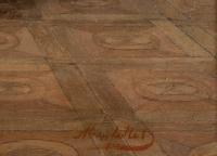 Signature Adolphe Francois Monfallet