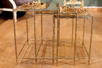 Tables gigognes de la Maison Bagues