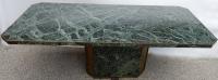 1970' Jean Claude Mahey Pour Paco Rabanne Table  Salle a Manger 220 X 112 cm
