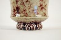 Frédéric Kiefer (1894 -1977) - vase pansu en céramique art déco
