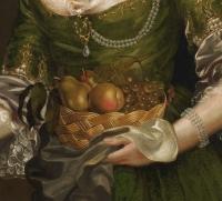 Portrait d'une princesse prussienne – Attribué à Anna Rosina de Gasc (1713 – 1783)