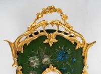 Baromètre - thermomètre d'époque Napoléon III (1851 - 1870).