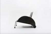 """Paire de fauteuils """" 4814"""" d'Anna Castelli Ferrieri (1918- 2006)"""