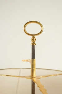 Lampe bouillotte de style Louis XVI.