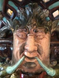 Coupe en céramique, Mington. Réf: 97