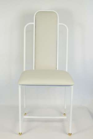 Set of Six 1970s Chairs by Maison Roche