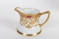 Service en porcelaine avec son écrin Japon 19e siècle